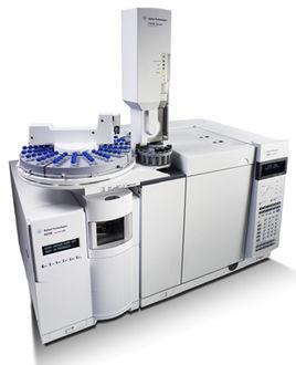 气相色谱质谱联用仪LCMS5975C