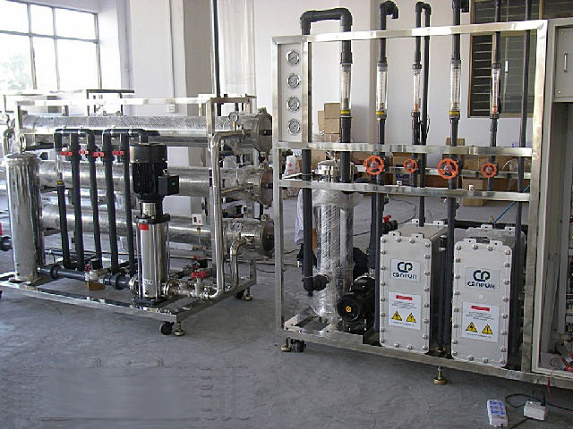 医院整体中央供水系统  (图文)