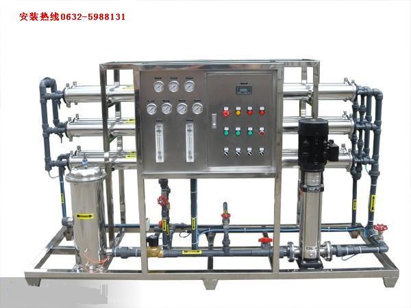 反渗透纯水系统3T/H