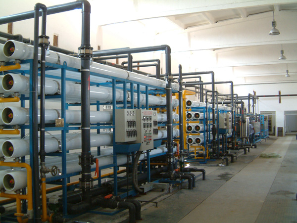 电厂大型反渗透水处理设备(图文)(图文)