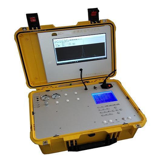 便携式天然气易胜博手机版DPS-8100